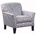 United Furniture Industries 2151 Accent Chair - Item Number: 2151Chair-HaloBrickYard