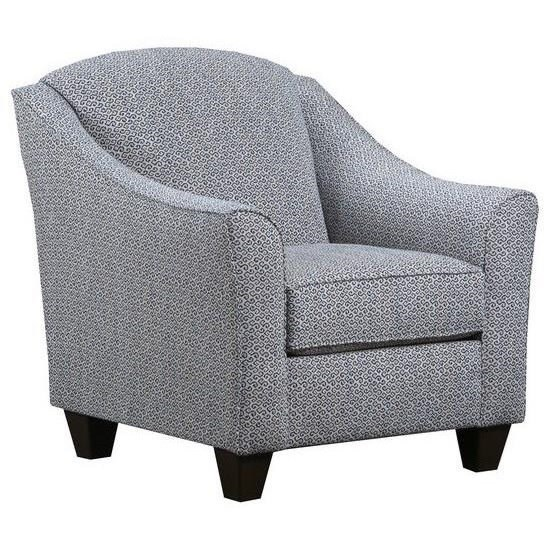 2154 Accent Chair by United Furniture Industries at Dream Home Interiors