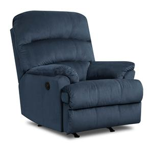 United Furniture Industries 271 Casual Rocker Recliner