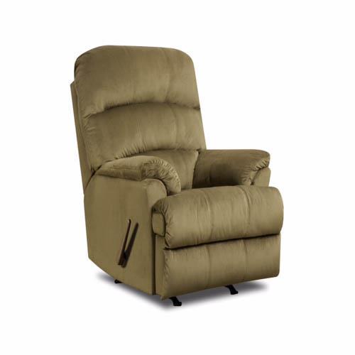 United Furniture Industries 271 Casual Power Rocker Recliner - Item Number: 271