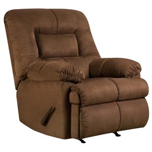 United Furniture Industries 282 Casual Power Rocker Recliner