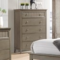 United Furniture Industries Ashland Chest of Drawers - Item Number: 3016-70