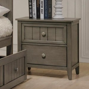 Superbe United Furniture Industries Ashland Night Stand