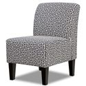 Simmons Upholstery 3028 Accent Chair - Item Number: 3028 Accent Chair Amore