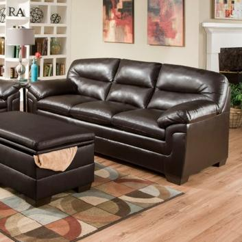 Casual Stationary Sofa