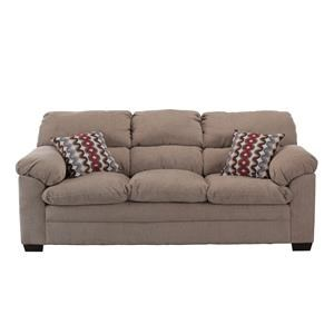 Simmons Upholstery 3683 Sofa