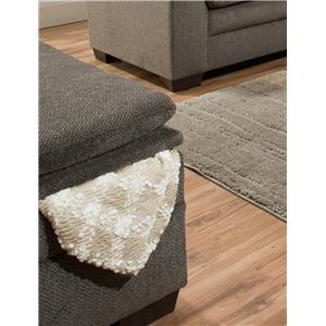 United Furniture Industries 3683 Storage Ottoman