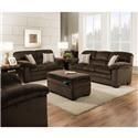 United Furniture Industries 3684 United Furniture Industries 3684 Stationary Living Room