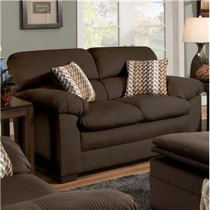 United Furniture Industries 3685 Loveseat