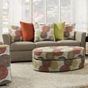 United Furniture Industries 4201 Sofa - Item Number: 4201Sofa-FrenchGray