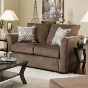 4206 Transitional Full Sleeper Sofa by United Furniture Industries at Bullard Furniture