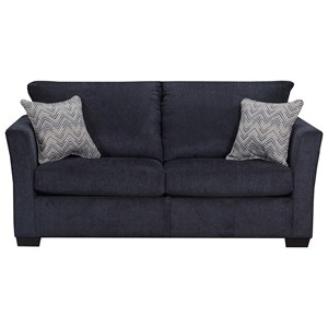 VFM Basics-ZZZ 4206 Transitional Two Cushion Sofa