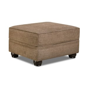 United Furniture Industries 4250 BR Transitional Ottoman