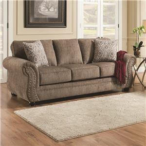 Simmons Upholstery 4253 Sofa