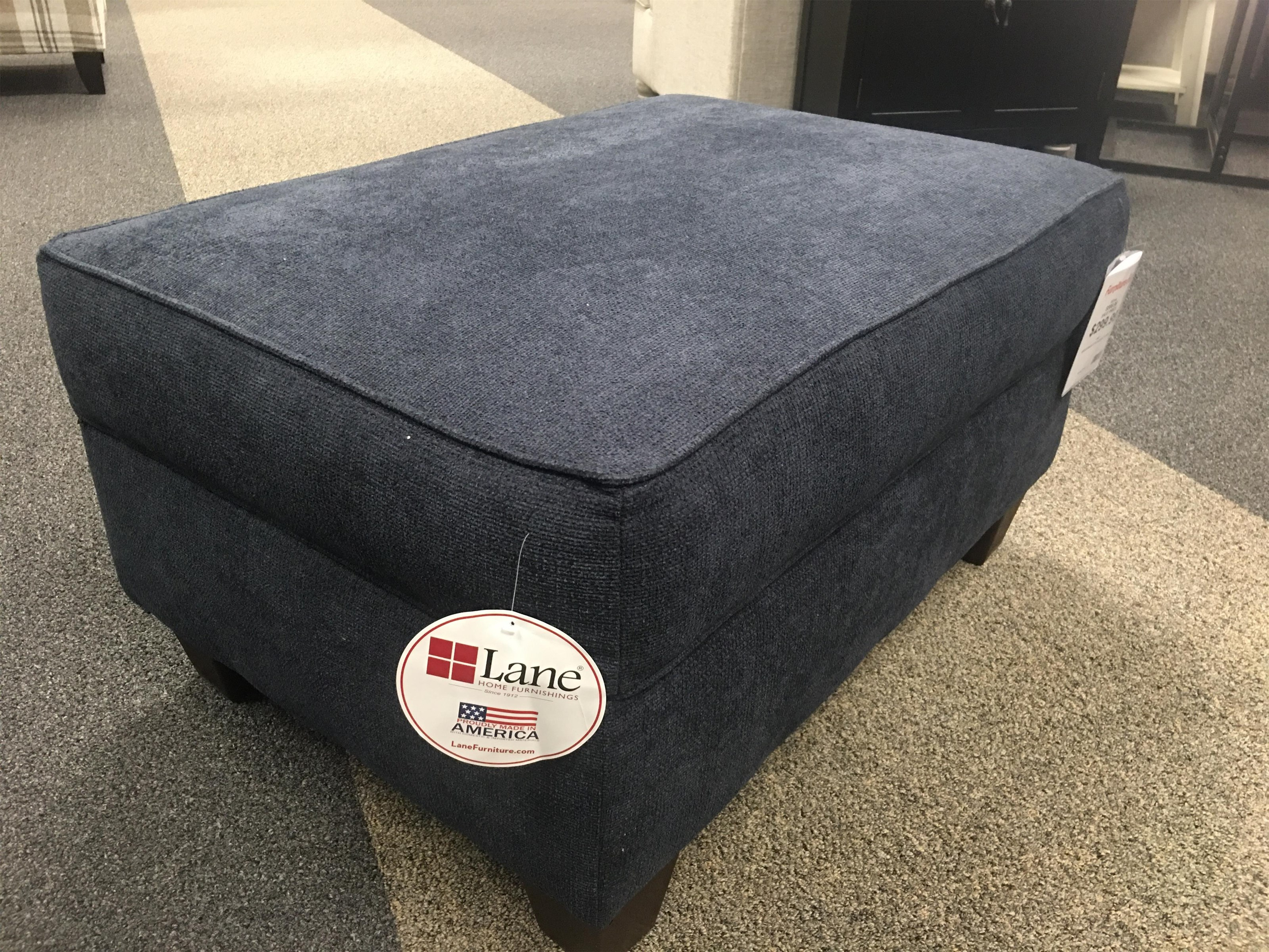 4330 Storage Ottoman by United Furniture Industries at Furniture Fair - North Carolina