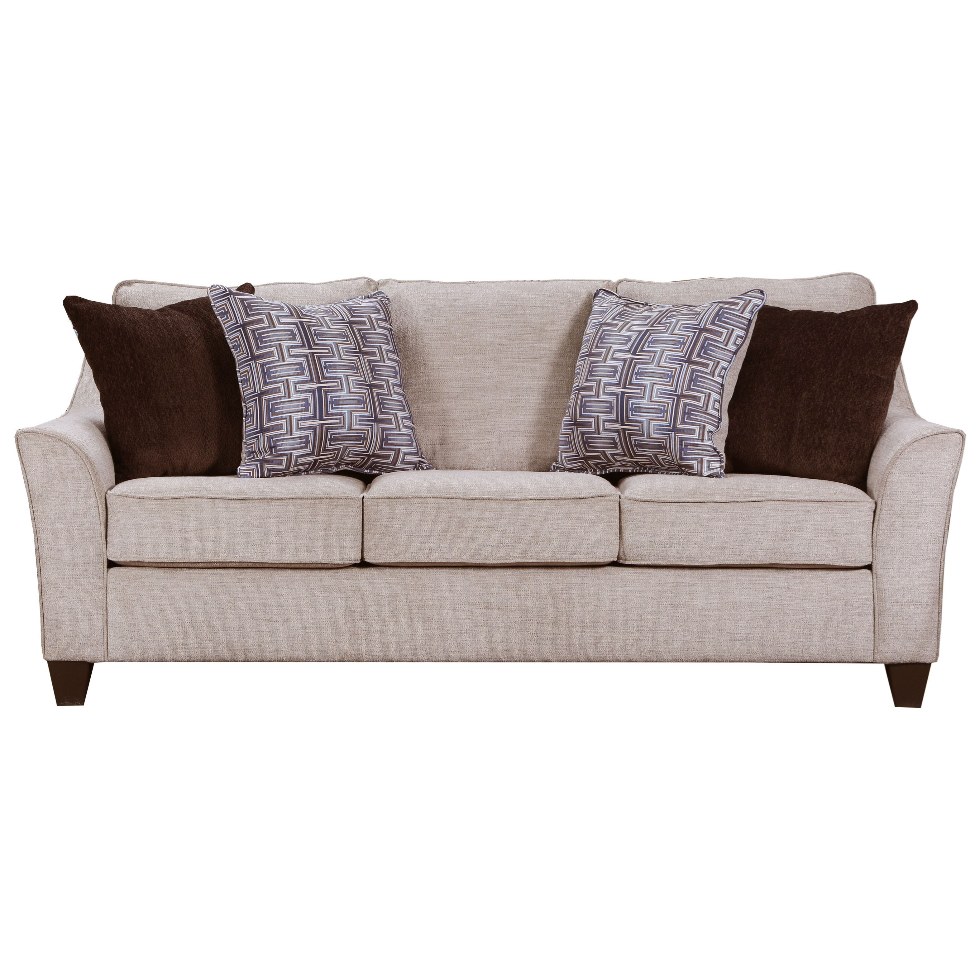 4330 Sofa by United Furniture Industries at Dream Home Interiors