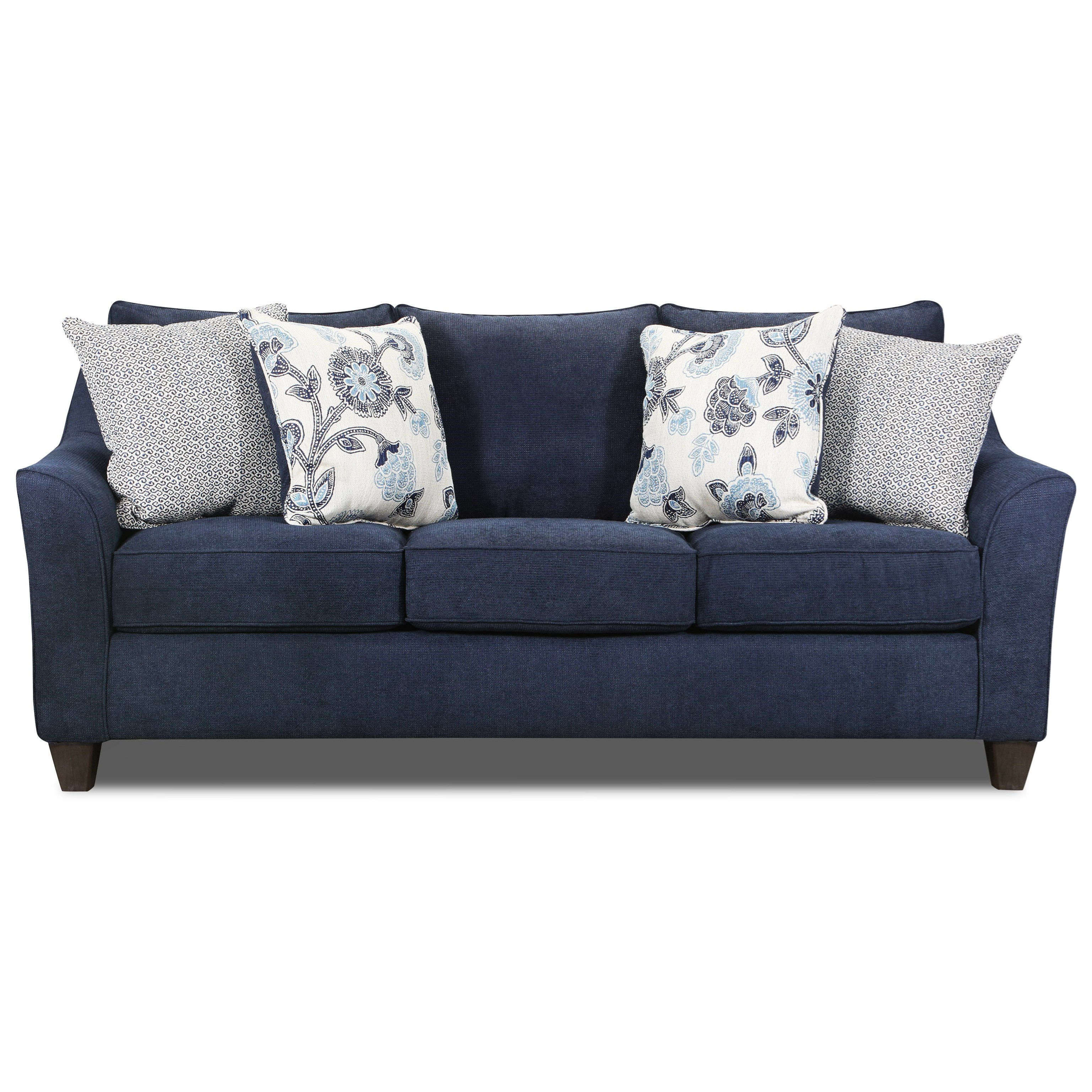 4330 Sofa by United Furniture Industries at Pilgrim Furniture City