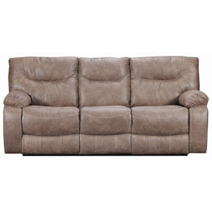 United Furniture Industries 50250 BR Casual Double Motion Sofa