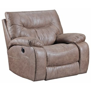United Furniture Industries 50250 BR Casual Rocker Recliner