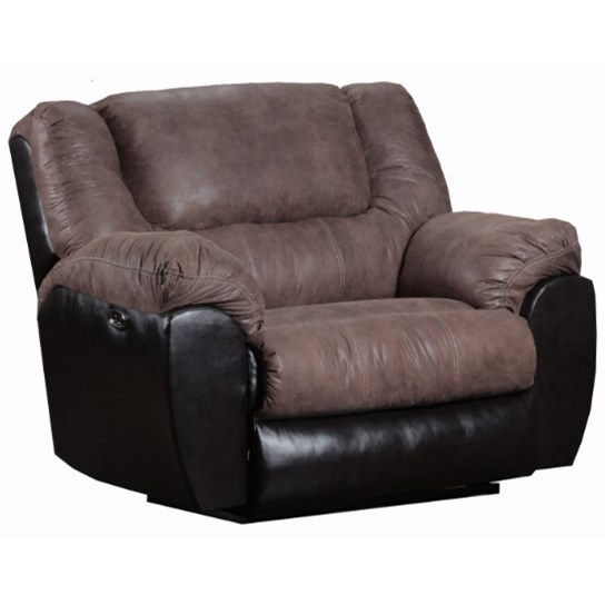 50431 Power Cuddler Recliner by United Furniture Industries at Bullard Furniture