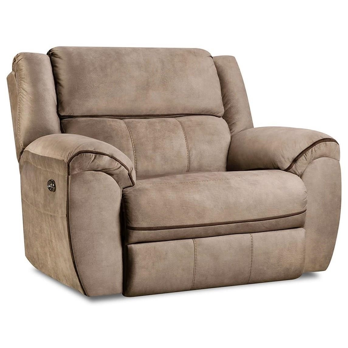 50436BR Cuddler Recliner by United Furniture Industries at Value City Furniture