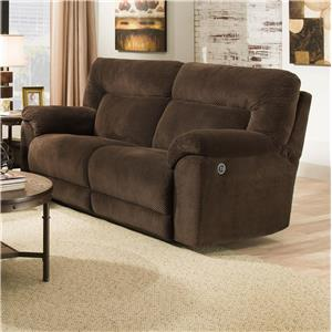United Furniture Industries 50570 Double Motion Sofa