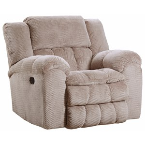 United Furniture Industries 50580BR Rocker Recliner