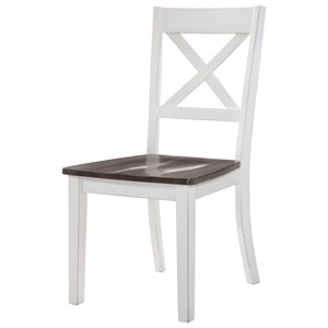 United Furniture Industries 5057 Side Chair