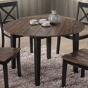 Lane 5058 Round Dining Table - Item Number: 5058-48