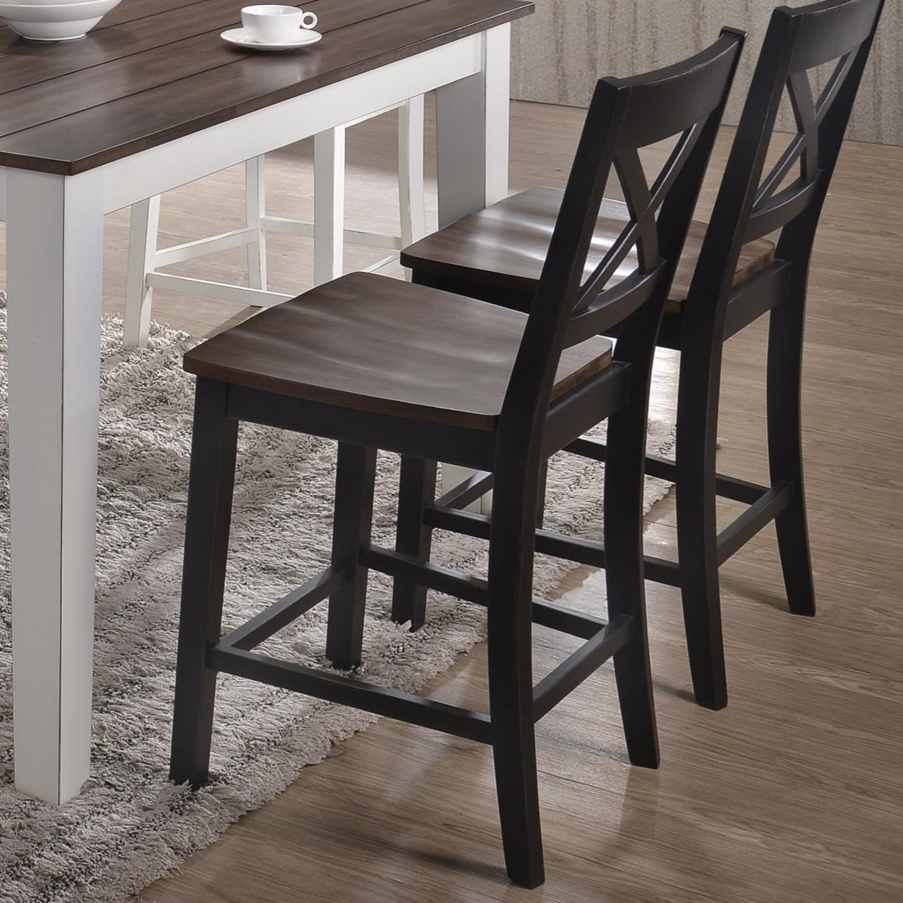 United Furniture Industries 5058 Bar Stool - Item Number: 5058-55