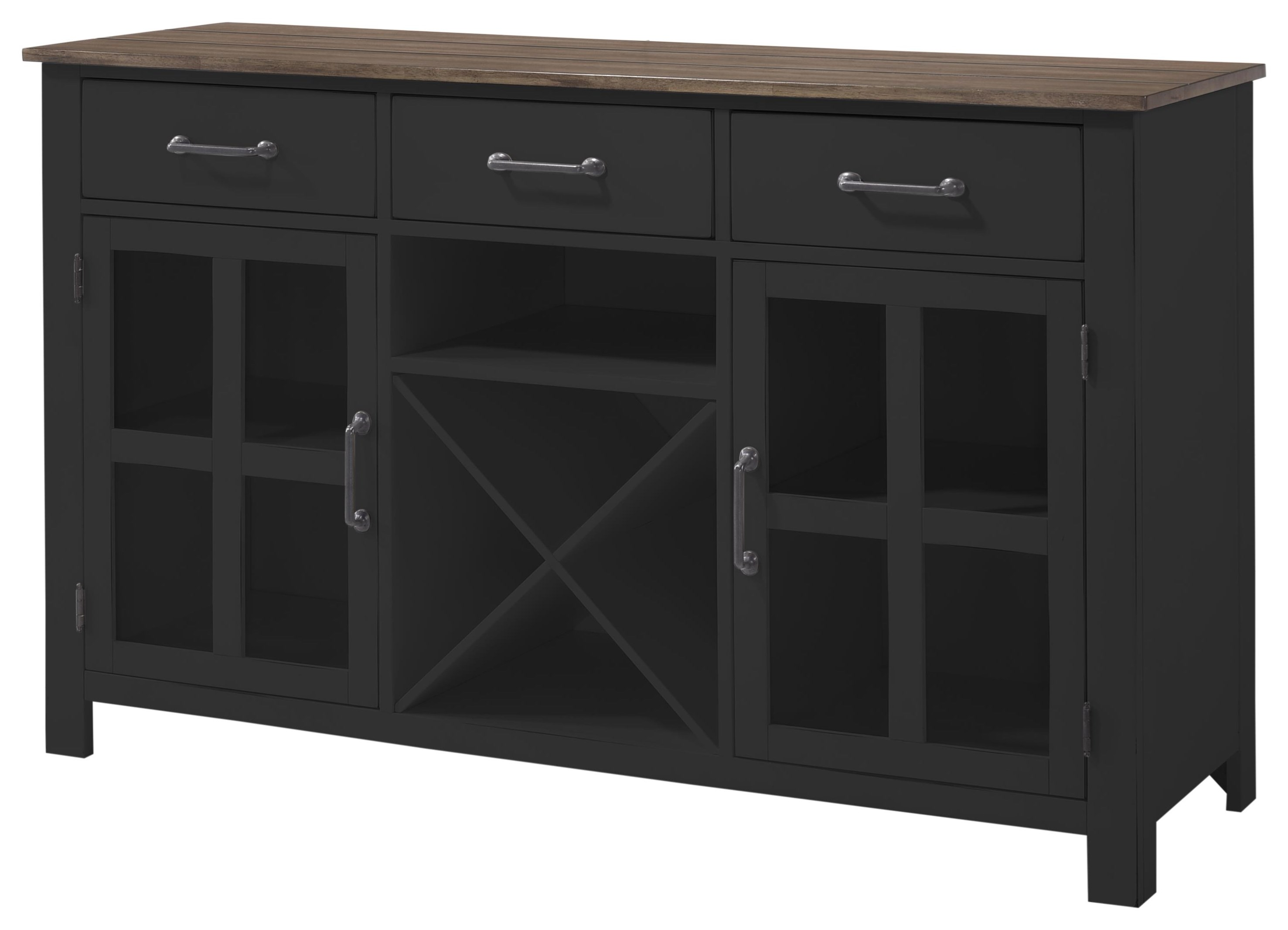 5058 Server by United Furniture Industries at Value City Furniture