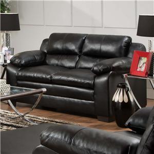 United Furniture Industries 5066 Loveseat