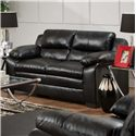 United Furniture Industries 5066 Loveseat - Item Number: 5066 Loveseat