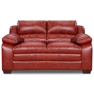 United Furniture Industries 5066 Loveseat