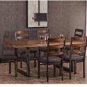 United Furniture Industries Chandler Dining Table - Item Number: 5305-72