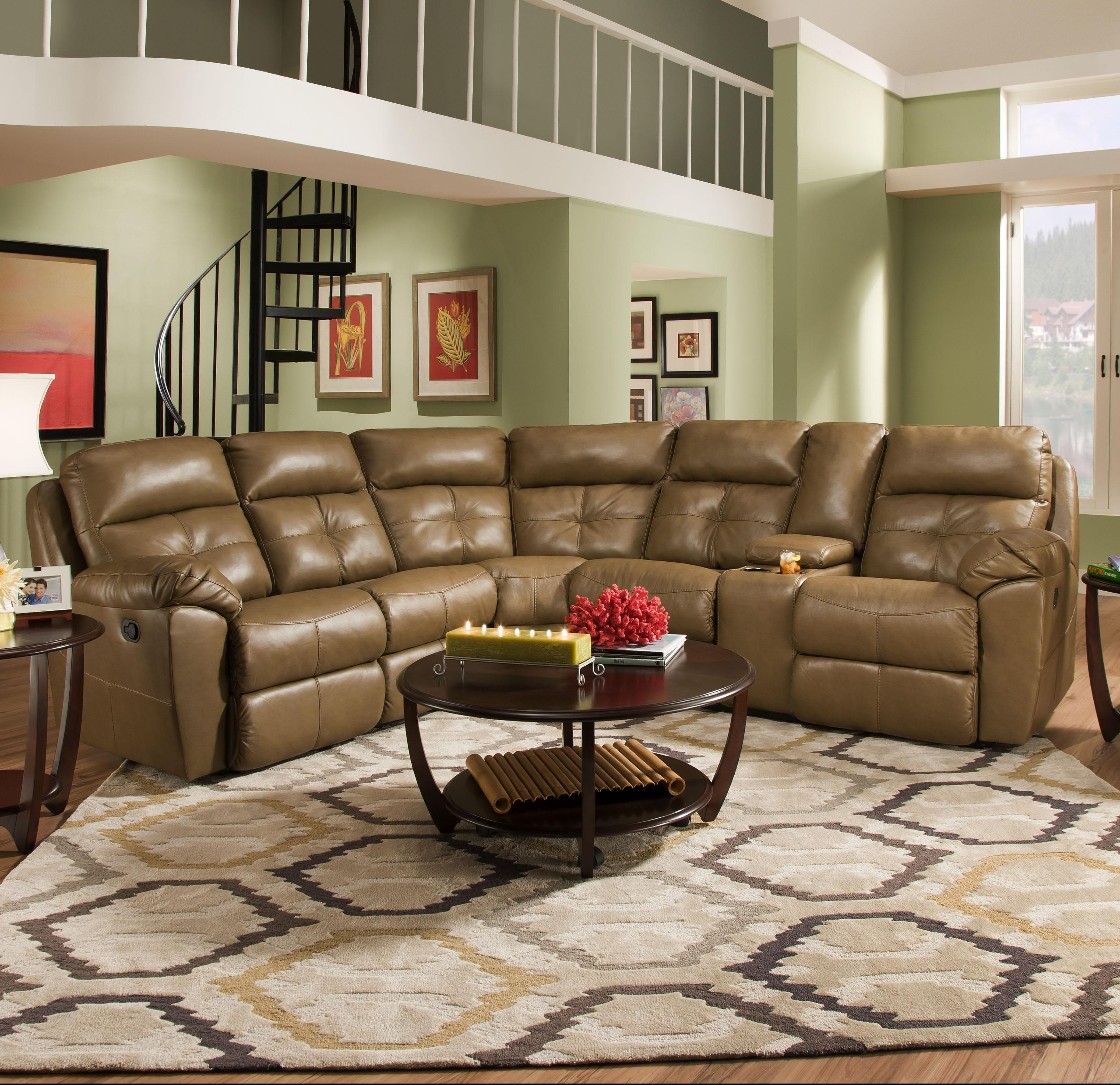 United Furniture Industries 53200 Casual Reclining