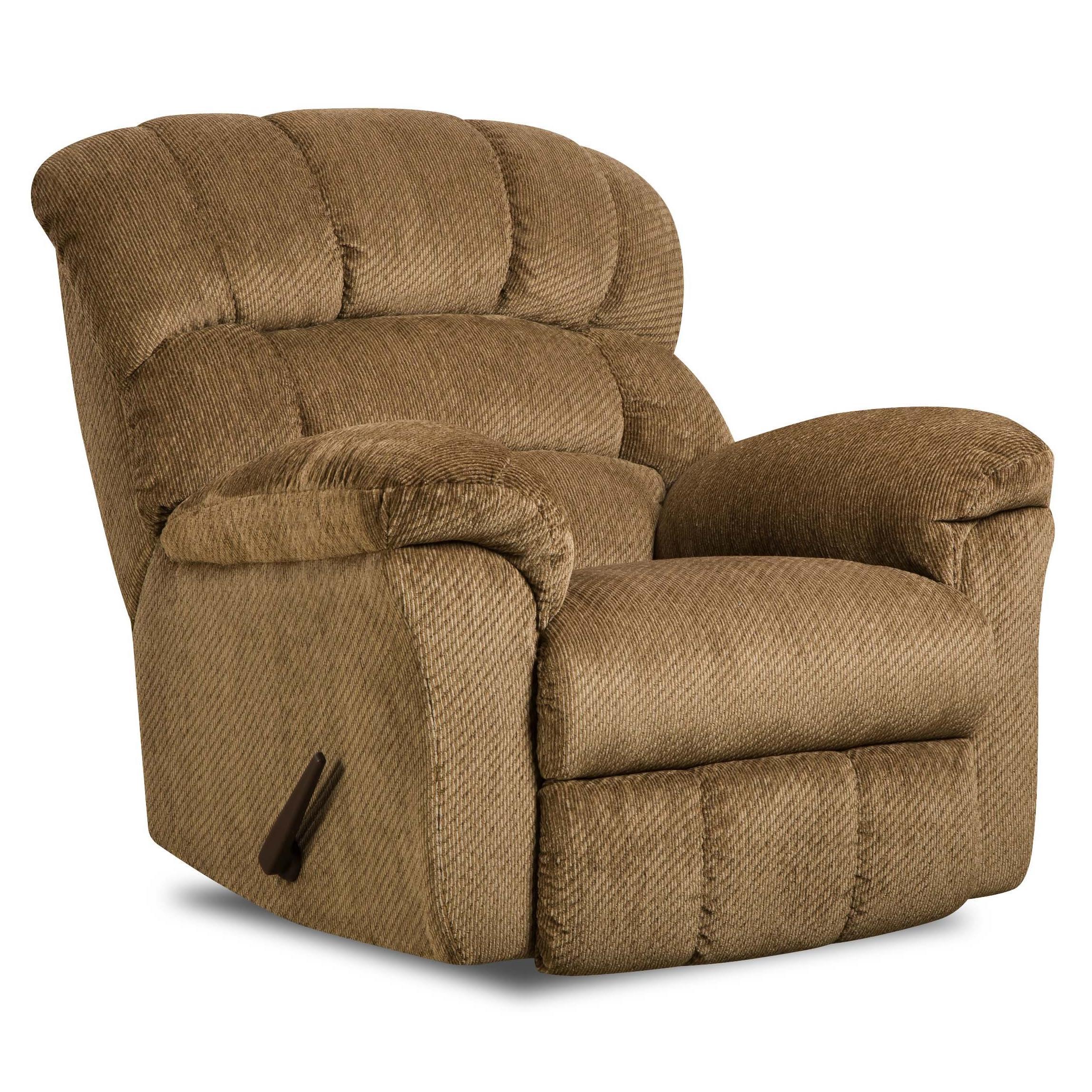 United Furniture Industries 558 Rocker Recliner - Item Number: 558 Recliner Amber
