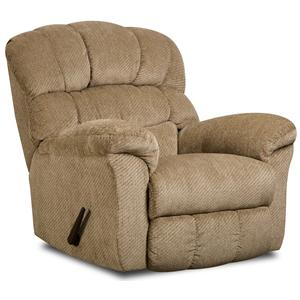 United Furniture Industries 558 Rocker Recliner