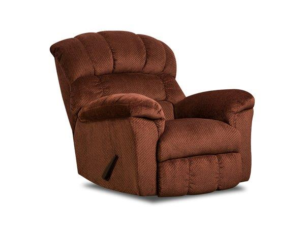 Simmons Upholstery 558 Recliner - Item Number: 558028
