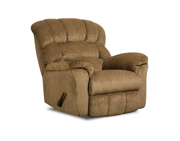 Simmons Upholstery 558 Recliner - Item Number: 558069
