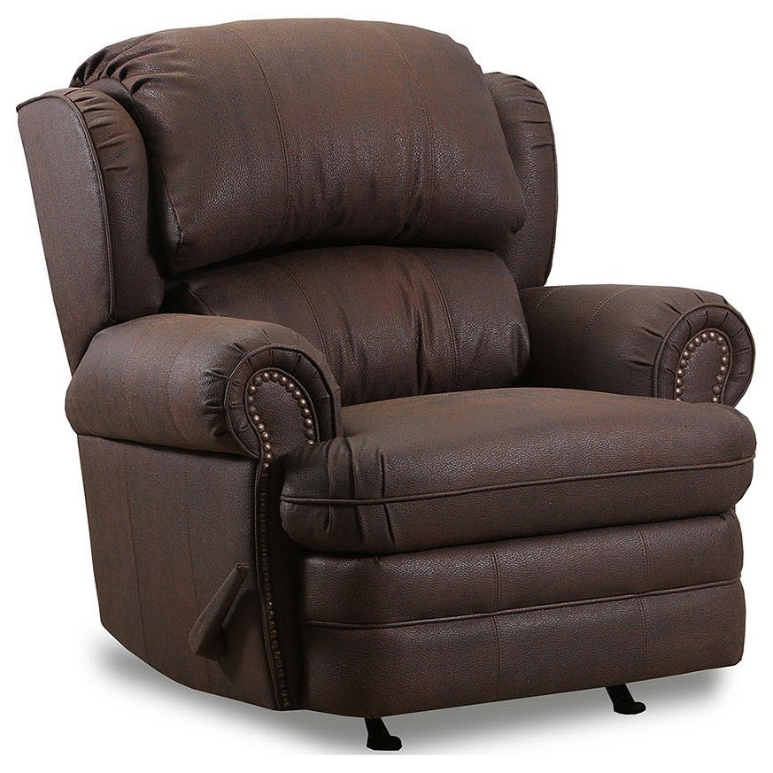57000 Rocker Recliner by United Furniture Industries at Bullard Furniture
