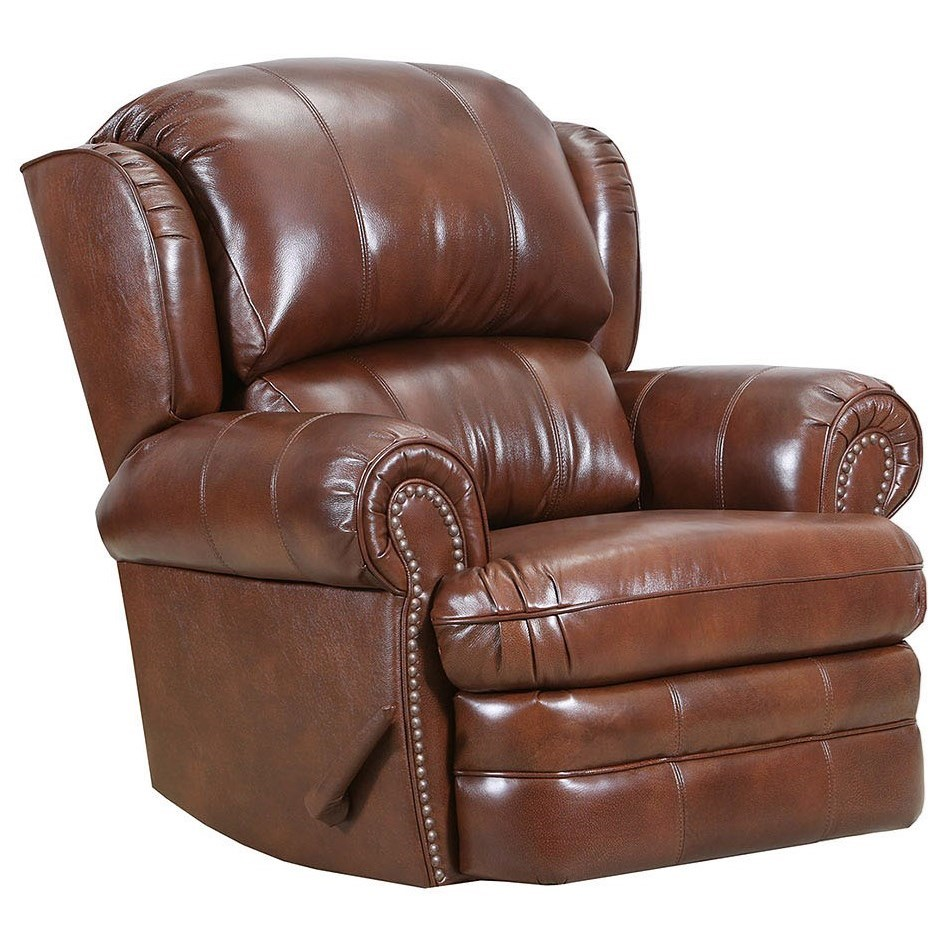57000 Rocker Recliner by United Furniture Industries at Dream Home Interiors