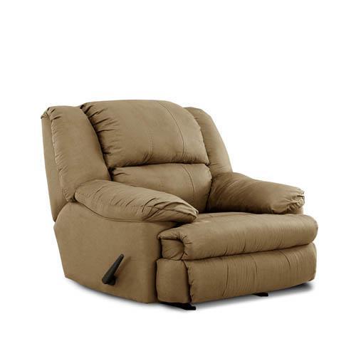 United Furniture Industries 604 Casual Rocker Recliner - Item Number: U604