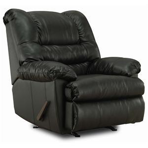 Simmons Upholstery 609 Rocker Recliner