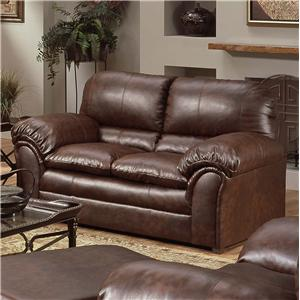 United Furniture Industries 6152 Loveseat