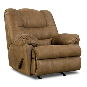 United Furniture Industries Rio Desert Rio Desert Rocker Recliner