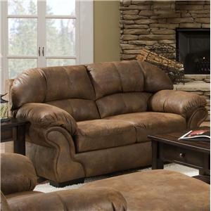 United Furniture Industries 6270 Loveseat