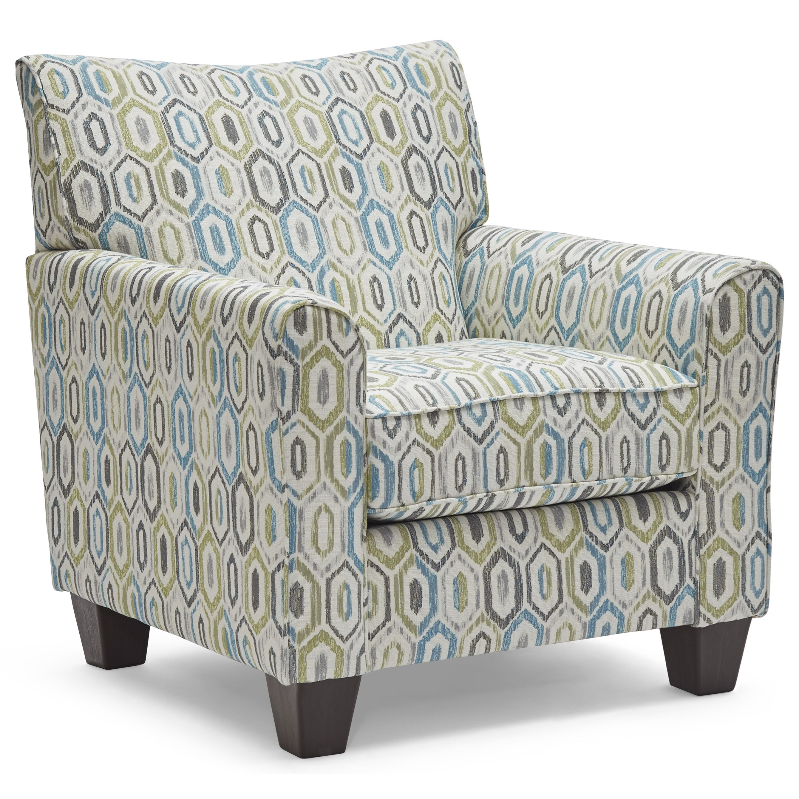 6547BR Accent Chair by United Furniture Industries at Dream Home Interiors