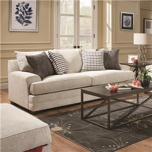 United Furniture Industries 6548 Sofa