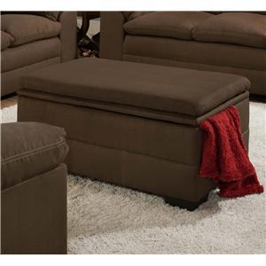 United Furniture Industries 6765 Storage Ottoman